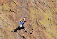 view the Rock Climbing at Colorado's Eldorado Canyon collection