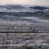 Snow Dusting, Rolling Hills, Shirley Basin, Bates Hole, 400425_043
