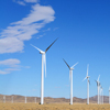 Dunlap Wind Farm Turbines, Battle Mtn. Near Med Bow, 401005_089