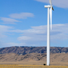Dunlap Wind Farm Turbine, Freezeout Mtns. Near Med Bow-401005_122
