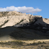 Twin Buttes in Bates Hole, Natrona County Wyo, October, 401005_238