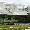 Browns Peak & Libby Lake in the Snowy Mountains, 400801_060