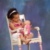 Ellbogen; Girl in Rocking Chair_82