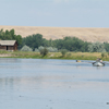 Fishermen On the Bighorn River near Old Canyon:  1_041